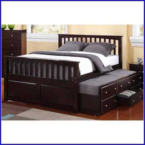 trundle queen bed 17 best ideas about trundle beds on pinterest girls