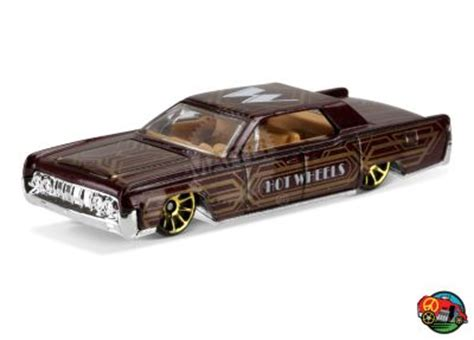 Hotwheels Lincolin Cotinental 64 lincoln continental wheels collectors