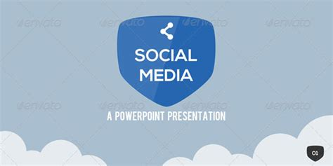 free social media powerpoint template presentation template social media pet land info
