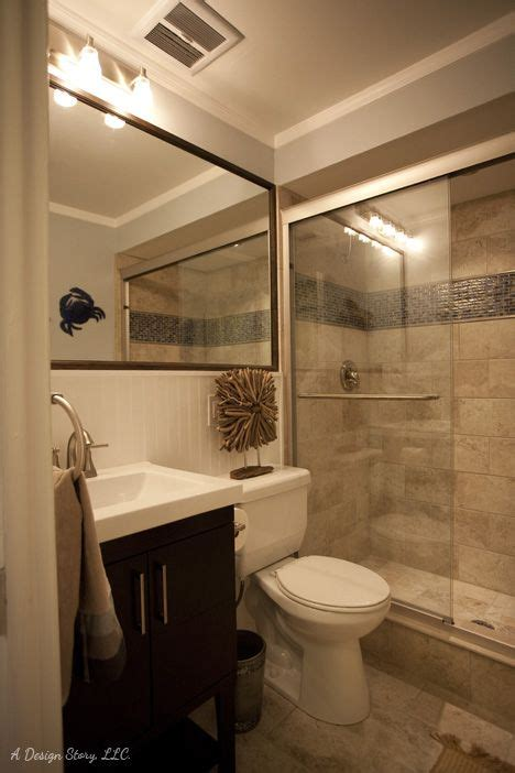 Small Bathroom Mirror Ideas by Small Bath Ideas The Large Mirror The Sink And