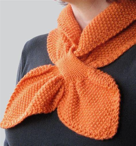 knitting pattern moss stitch scarf moss stitch keyhole by kbj designs knitting pattern
