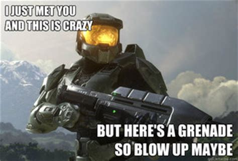 Master Chief Meme - master chief memes