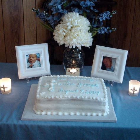 table centerpiece for baptism best 25 baptism table centerpieces ideas on