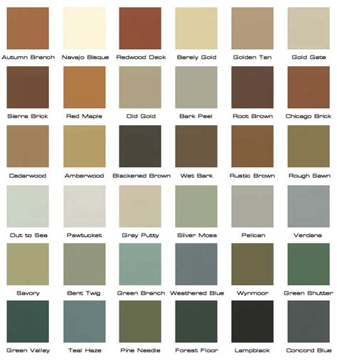 what are earth tone colors for paint reedsburg wi true value hardware store 2017 paint color