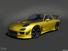 mazda rx 7 tuned 12 by cipriany on deviantart