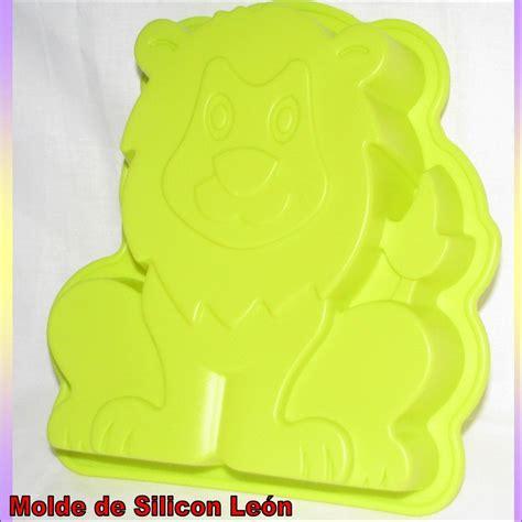moldes para gelatina en leon gto molde de silicon leon para mini ponque quesillo gelatina