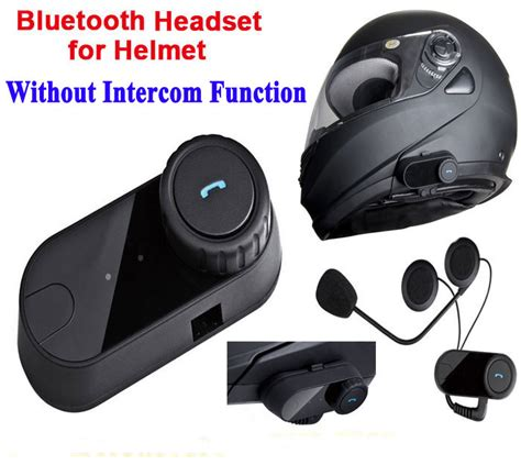Headset Bluetooth Helm Aliexpress Buy Motorcycle Bluetooth Helmet Stereo