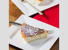 Impossible Coconut Rum Pie | TheBestDessertRecipes.com Impossible Chocolate Coconut Pie Recipe