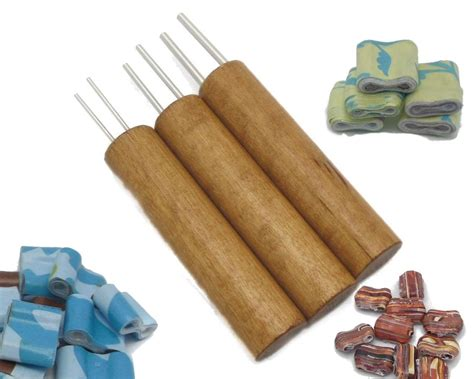 Make Your Own Paper Bead Roller - paper bead roller set of 3 1 16