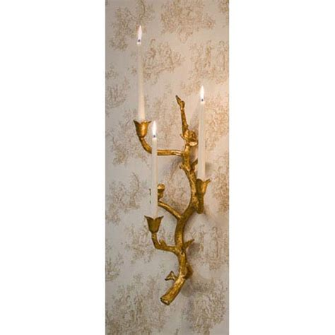 Gold Candle Wall Sconces popular wooden project gold candle wall sconces