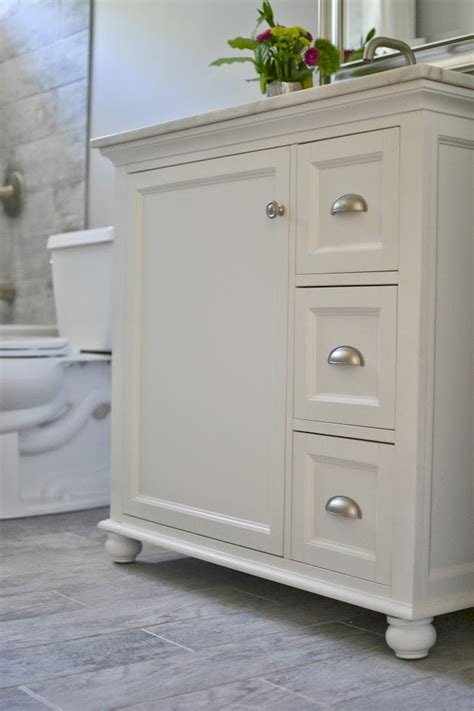 Budget Bathroom Vanities How I Renovated Our Bathroom On A Budget