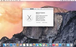 Table Tamer A First Look At Apple S Os X El Capitan