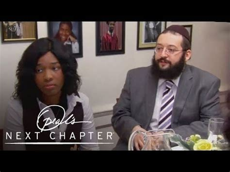 tv show of jewish woman who marries a black interracial marriage in the hasidic community oprah s