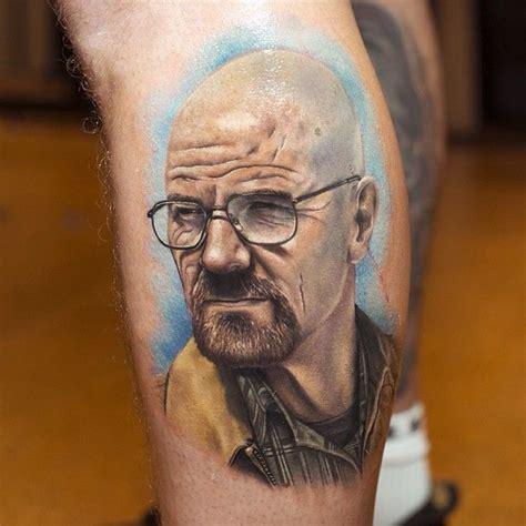 heisenberg tattoo 80 best breaking bad tattoos images on