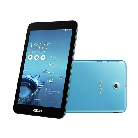 memo pad for android asus memo pad me176cx 7 quot tablet hd intel atom 1gb ram 16gb emmc android 4 4 micro sd blue