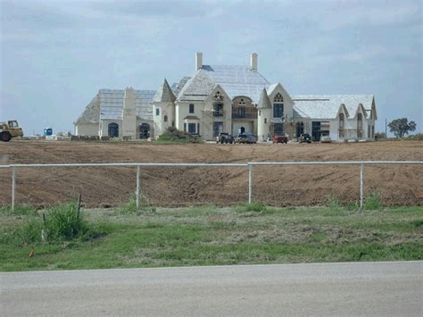 bob stoops house not really football related ou head coach bob stoops new house oklahoma is ok
