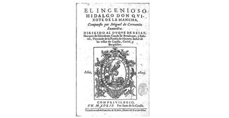 libro si conocieras el don se public 243 1era edici 243 n de don quijote de la mancha history channel