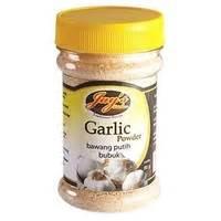 Garlic Powder 100 Grade A 500 Bawang Putih Bubuk Asli Saus Bumbu Pelengkap Mataharimall
