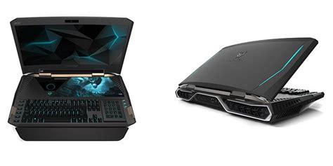 Hp Lg Cekung predator 21 x laptop layar cekung pertama di dunia