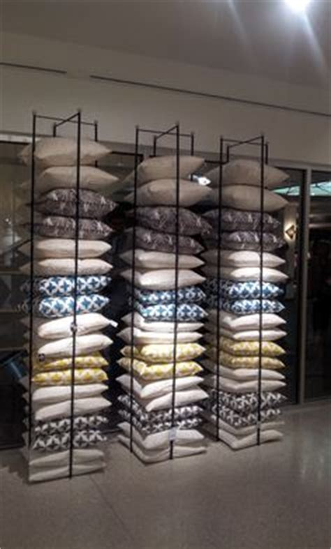 pillow store 1000 images about fixtures on pinterest clothing racks