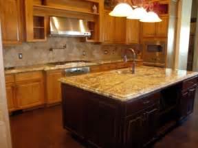 Oak Kitchen Countertops by Kitchen Quartz Countertops With Oak Cabinets Quartz