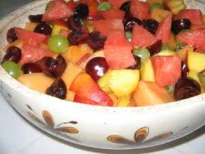 fruit bowl fresh fruit bowl recipe just a pinch recipes