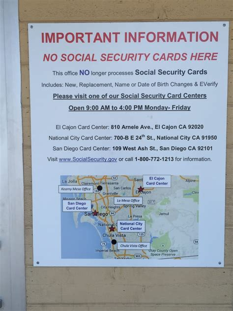 social security administration services