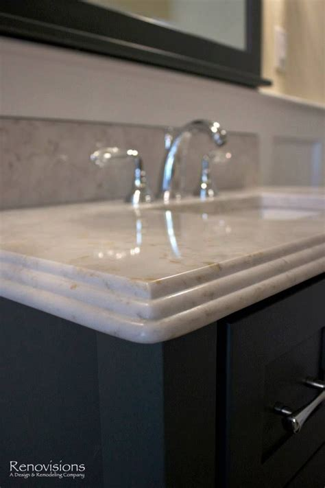 silestone countertop with a decorative waterfall edge