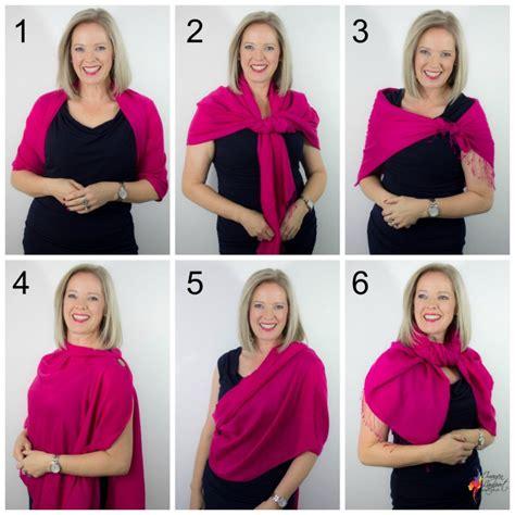 Dress Pashmina Endomoda Wp 20 how to wear a wrap dress howsto co