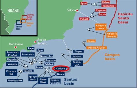 petrobras, bg and repsol sinopec brazil to lease carioca fpso