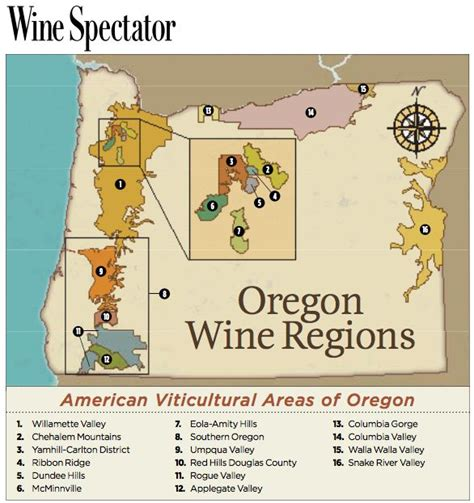map of oregon 1 5 1000 images about les vins nord am 233 ricains on