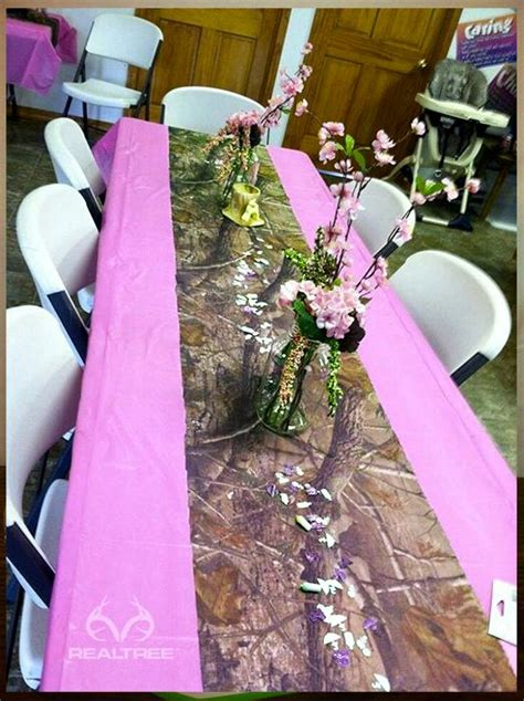 Realtree Baby Shower Decorations by 25 Best Ideas About Camo Baby Showers On Camo