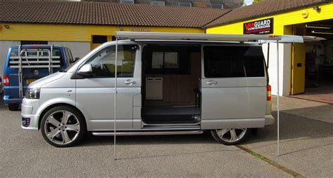 Caravan Awnings For Sale Vw T5 Amp T4 Camper Conversions
