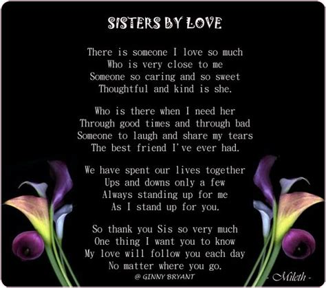 need to sisterhood 25 best ideas about poems on my