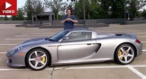 Porsche Cerrera Gt The Porsche Gt Could Well Be The Greatest Car