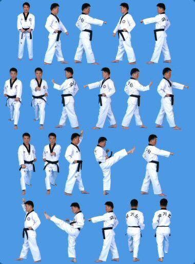 pattern for yellow belt in taekwondo taegeuk il jang tae kwon do form 2 circuskitchen