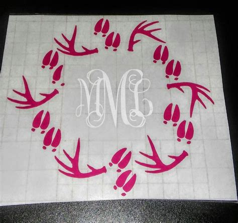 monogram ideas 25 best ideas about monogram decal on pinterest vinyl