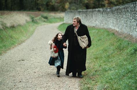 gerard depardieu jean valjean les mis 233 rables g 233 rard depardieu photo cosette