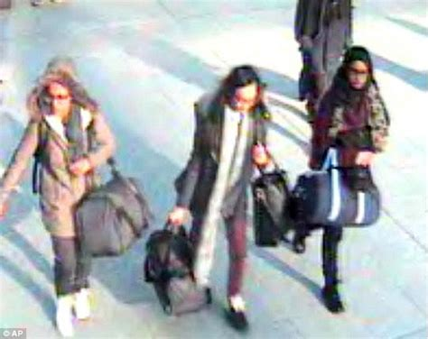 two bethnal green schoolgirls now married to isis men in amira abase marries australian isis fanatic dubbed the