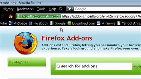 firefox themes don t work how to customize firefox with add on s and themes youtube