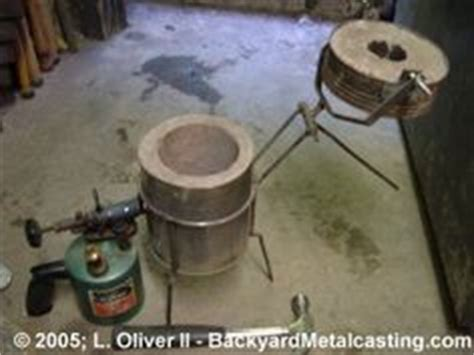 backyard metalcasting diy propane forge propane forge plans dyi forges