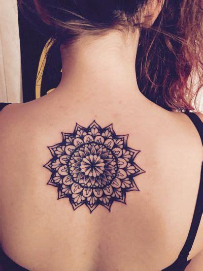 small back tattoos tumblr 1000 ideas about small mandala on