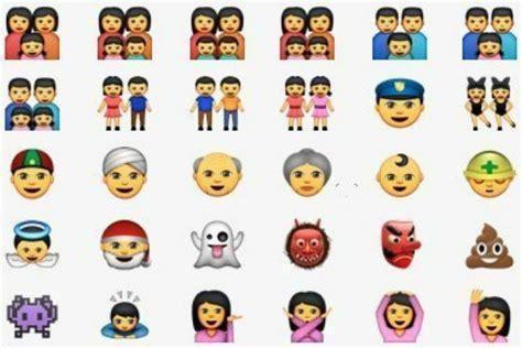 emoji dan artinya update terbaru whatsapp emoji terindikasi lgbt malah
