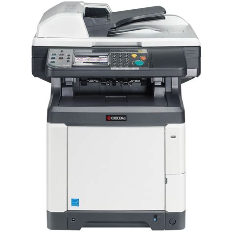 kyocera ecosys m6526cidn a4 colour laser multifunction printer 1102py3nl0