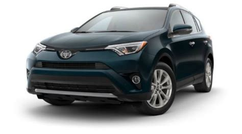 Toyota Rav4 Colors Available Color Options For The 2017 Toyota Rav4