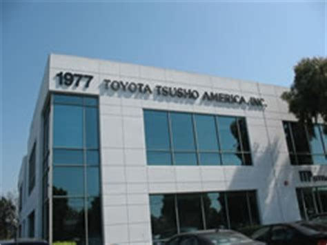 toyota corporation usa toyota tsusho corporation usa
