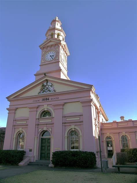 court house inverell wikipedia