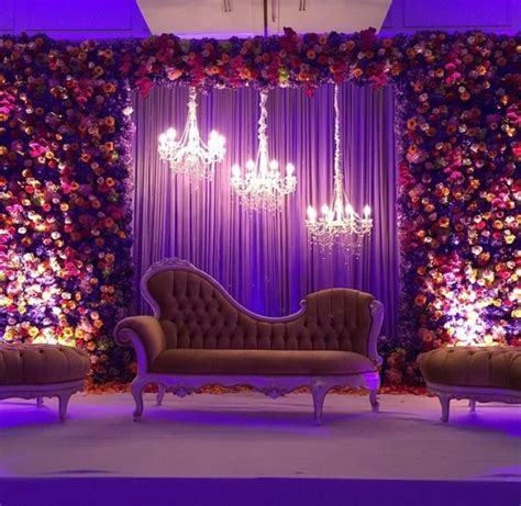 Best 25  Indian wedding stage ideas on Pinterest   Wedding
