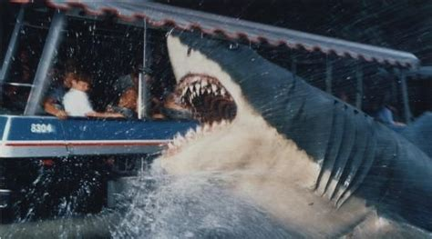 orlando sw boat tours universal studios jaws the fintastic inside story of