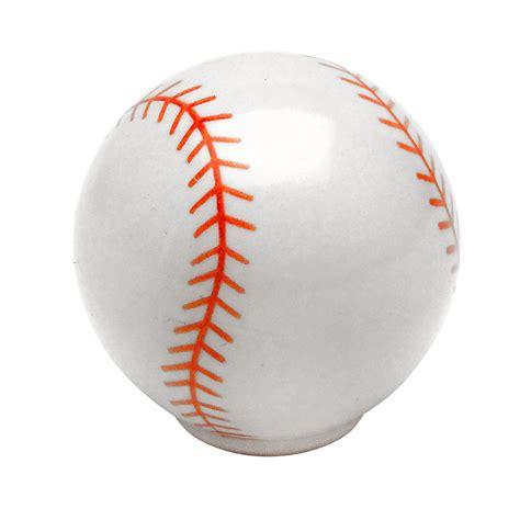 Baseball Door Knob by Cosmas 67121 Baseball Cabinet Hardware Knob
